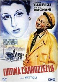locandina del film L'ULTIMA CARROZZELLA