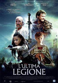 locandina del film L'ULTIMA LEGIONE