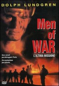 locandina del film L'ULTIMA MISSIONE (1994)