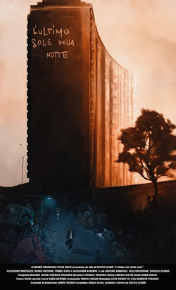 locandina del film L'ULTIMO SOLE DELLA NOTTE