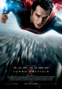 locandina del film L'UOMO D'ACCIAIO (2013)