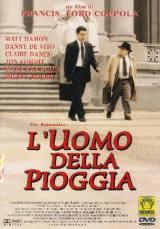 locandina del film L'UOMO DELLA PIOGGIA