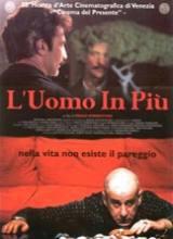 locandina del film L'UOMO IN PIU'