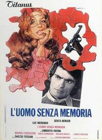 locandina del film L'UOMO SENZA MEMORIA