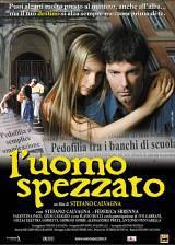 locandina del film L'UOMO SPEZZATO