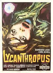 locandina del film LYCANTHROPUS