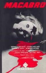locandina del film MACABRO