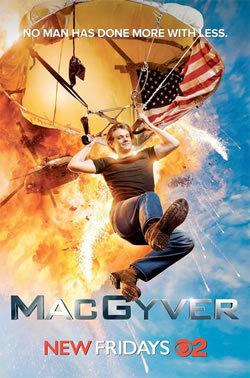 locandina del film MACGYVER - STAGIONE 1 (2016)