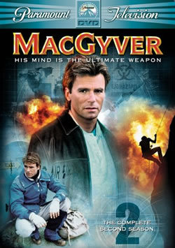 locandina del film MACGYVER - STAGIONE 2