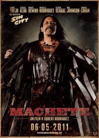 locandina del film MACHETE