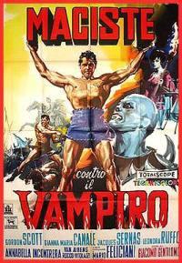 locandina del film MACISTE CONTRO IL VAMPIRO