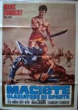 Maciste Gladiatore Di Sparta (1964)