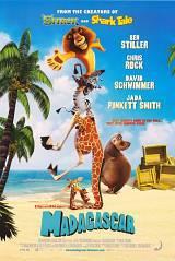 locandina del film MADAGASCAR