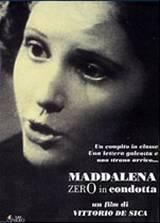 locandina del film MADDALENA ZERO IN CONDOTTA