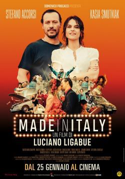locandina del film MADE IN ITALY (2018)