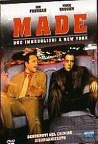 locandina del film DUE IMBROGLIONI A NEW YORK