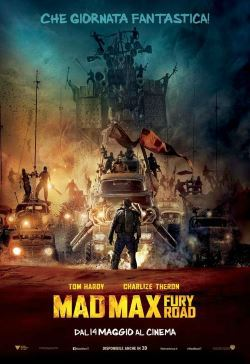 locandina del film MAD MAX: FURY ROAD