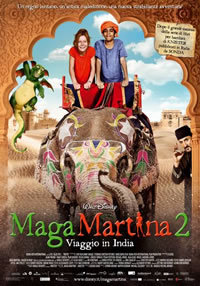 Maga Martina II – Viaggio In India (2011)