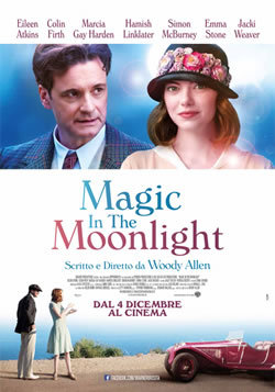 locandina del film MAGIC IN THE MOONLIGHT