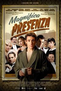 locandina del film MAGNIFICA PRESENZA