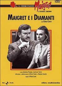locandina del film MAIGRET E I DIAMANTI