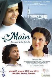 locandina del film MAIN - LA CASA DELLA FELICITA'