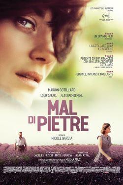 locandina del film MAL DI PIETRE