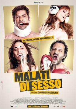 locandina del film MALATI DI SESSO