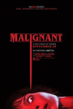 locandina del film MALIGNANT (2021)