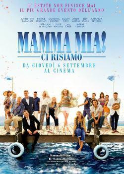 locandina del film MAMMA MIA! CI RISIAMO