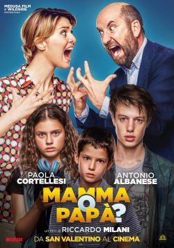 locandina del film MAMMA O PAPA'?