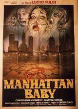 locandina del film MANHATTAN BABY