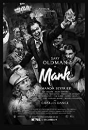 locandina del film MANK