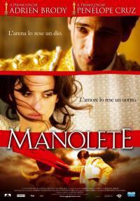locandina del film MANOLETE - FRA MITO E PASSIONE