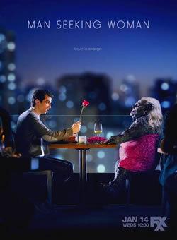 locandina del film MAN SEEKING WOMAN - STAGIONE 1