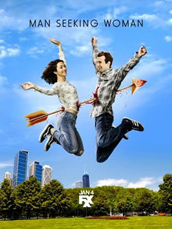 locandina del film MAN SEEKING WOMAN - STAGIONE 3
