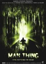 locandina del film MAN THING - LA NATURA DEL TERRORE