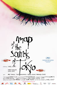 locandina del film MAP OF THE SOUNDS OF TOKYO