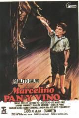 locandina del film MARCELLINO PANE E VINO