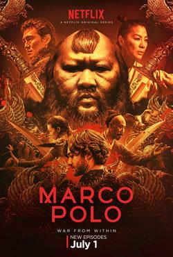 locandina del film MARCO POLO - STAGIONE 2