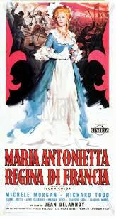 locandina del film MARIA ANTONIETTA REGINA DI FRANCIA
