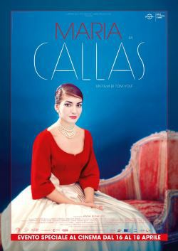 locandina del film MARIA BY CALLAS