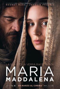 locandina del film MARIA MADDALENA