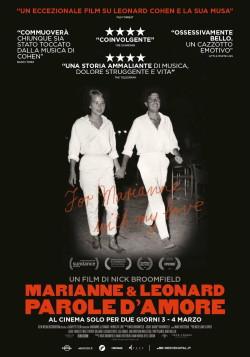 locandina del film MARIANNE E LEONARD. PAROLE D'AMORE