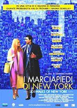 locandina del film I MARCIAPIEDI DI NEW YORK