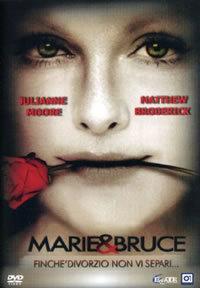 locandina del film MARIE E BRUCE - FINCHE' DIVORZIO NON VI SEPARI