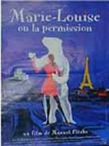 locandina del film MARIE-LOUISE OU LA PERMISSION