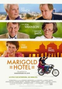 locandina del film MARIGOLD HOTEL
