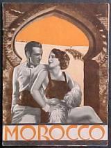 locandina del film MAROCCO
