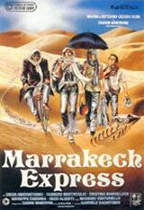 locandina del film MARRAKECH EXPRESS